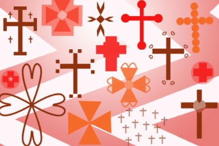 Кисти кресты