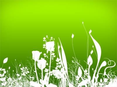 Кисти травы для photoshop