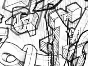 Кисти граффити