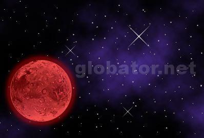 космос в фотошоп