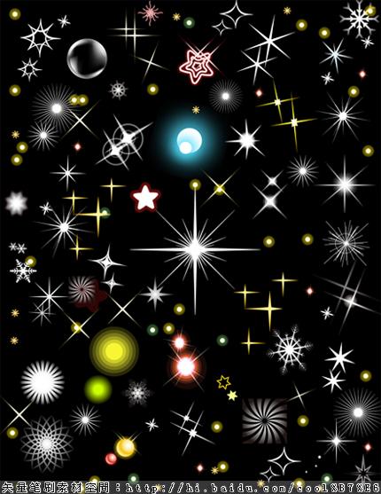 Кисти звезды