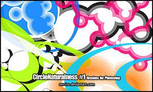 Кисти веселые круги и окружности