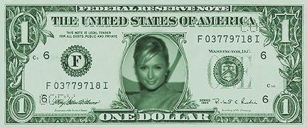 Как сделать доллары в Фотошопе