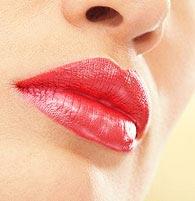 Как сделать красивые губки в Фотошопе