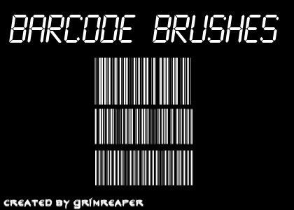 Кисти штрих код
