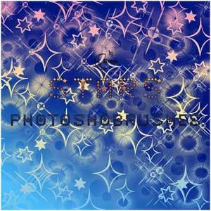 Кисти лучистые звезды