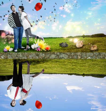 параллельный мир любовь