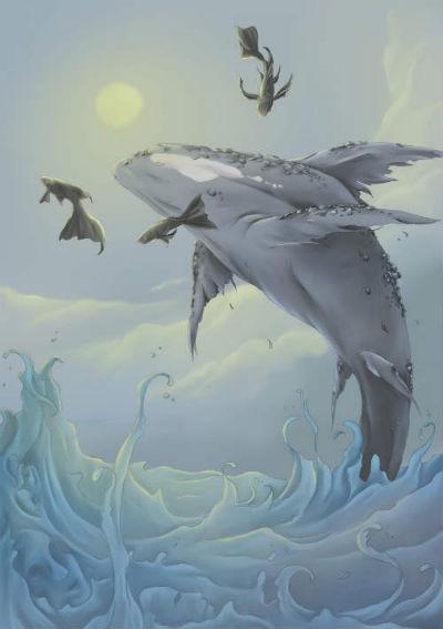 волшебный кит